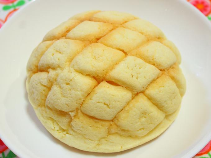 可愛い メロンパン