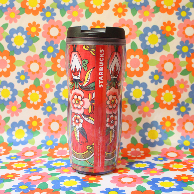 スターバックスコーヒー ロシア限定タンブラー