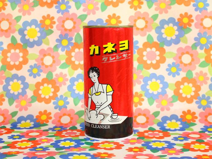 カネヨ 赤丸筒クレンザー