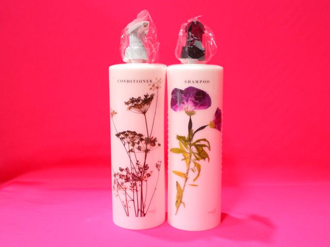 スマートホルダーセット Natural(ナチュラル) 押し花