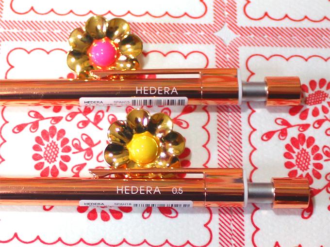 ボールペン シャープペン [ HEDERA(ヘデラ) ]