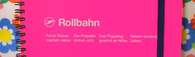 Rollbahn(ロルバーン)ポケット付きメモ [ DELFONICS(デルフォニックス) ]