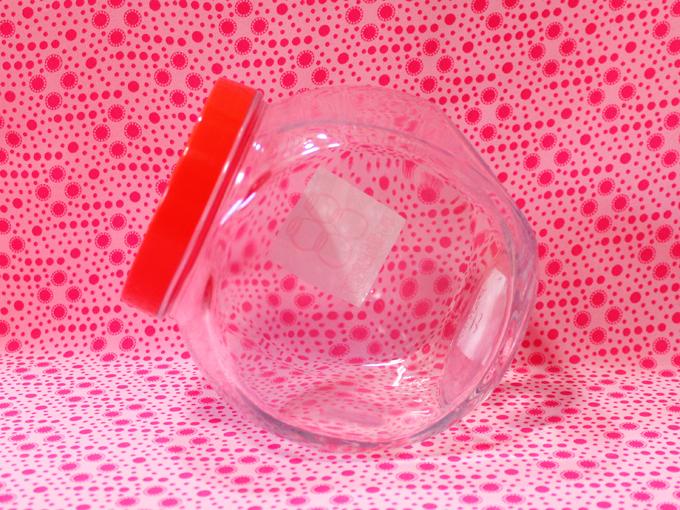 ガラスポット 猫瓶 [ Daiso(ダイソー) ]