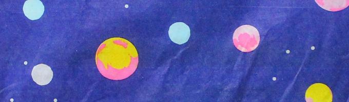2019年1月*フライング・タイガーの可愛い包み紙 [ Flying Tiger ]