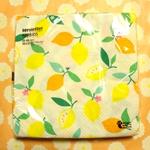 可愛いレモン模様のペーパーナプキン [ Flying Tiger ]
