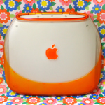 とっても可愛いiBook G3 クラムシェル [ Apple ]