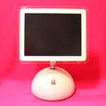 17年経ってもとっても可愛いiMac G4 [ Apple ]