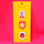 ポップで可愛いイラストのマグネットマーカー [ kikki.K ]