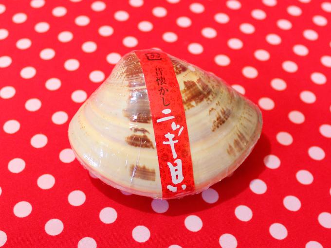 ニッキ貝 西八製菓有限会社