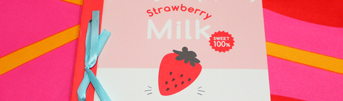 イチゴミルク [ Daiso(ダイソー) ]