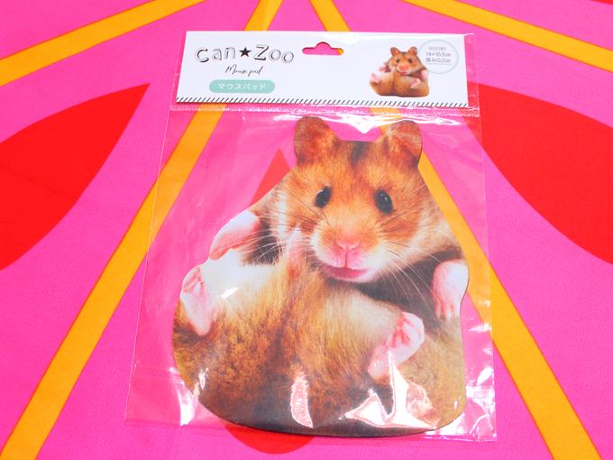 Can★Zoo マウスパッド