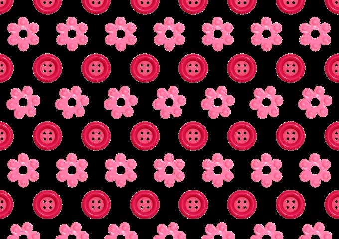 丸ボタン 花はじき