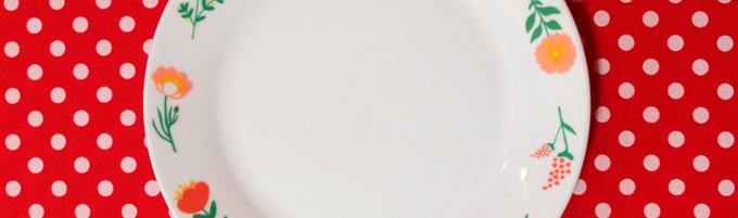 お花の食器 プレート [ Flying Tiger(フライングタイガー) ]
