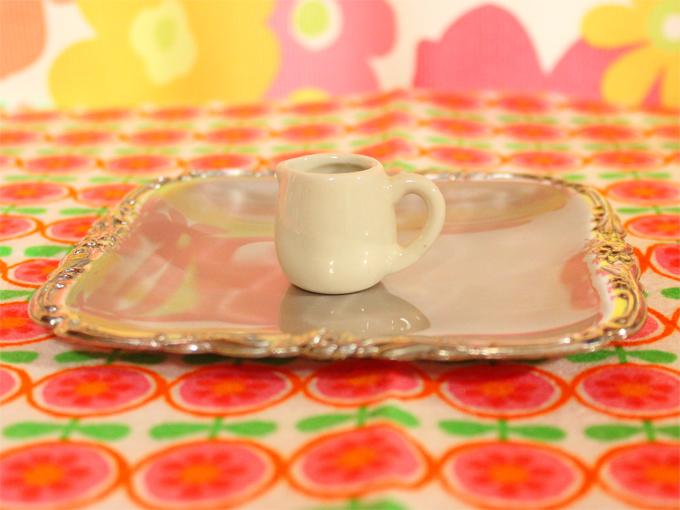 ミルクピッチャー ミニ 陶器