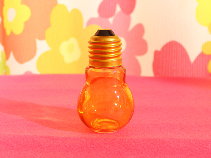 電球瓶 インテリアバルブボトル [ Seria(セリア) ]