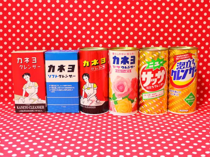 粉末クレンザー [ カネヨ ]