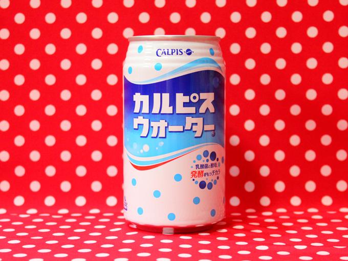 カルピスウォーター*アサヒ飲料