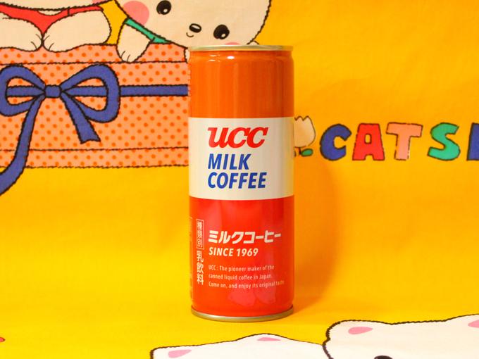 ミルクコーヒー*UCC