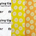 2019年5月*フライングタイガーの可愛い包み紙 [ Flying Tiger ]