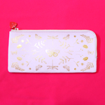 Lather Pencil Case : Wonderful [ kikki.K ]