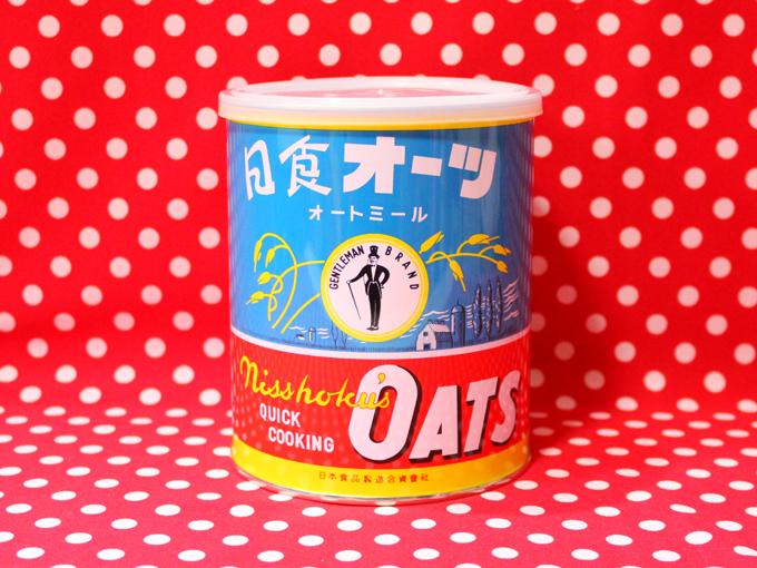 日食オーツ*日本食品