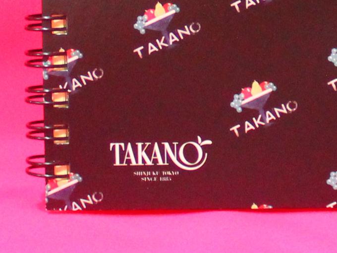 TAKANO×LOFT ロフトフルーツパーラー ロルバーン マッチ
