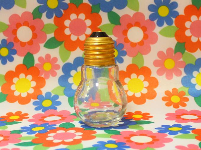 電球瓶*セリア