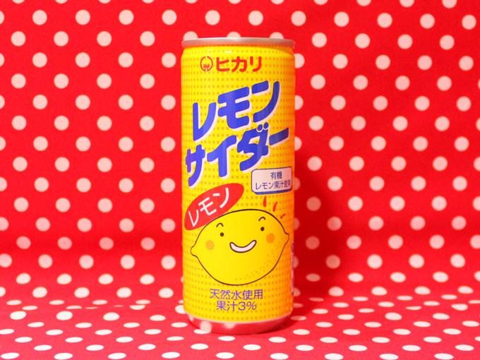 レモンサイダー*光食品