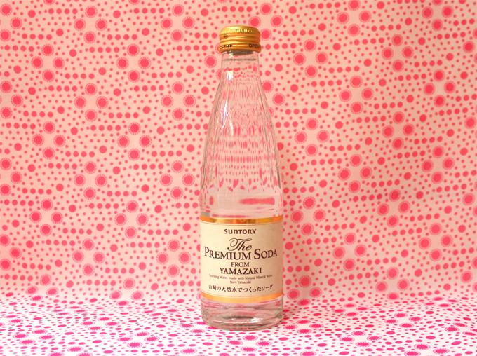 ザ・プレミアムソーダFROM YAMAZAKI 240ml瓶*サントリー