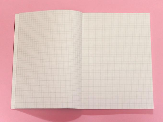 紳士なノート プレミアムCDノート A5 方眼罫 [ Apica(アピカ) ]