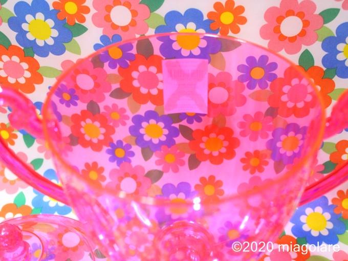 トロフィーコンテナ ピンク[ RainbowSPECTRUM(レインボースペクトラム) ]