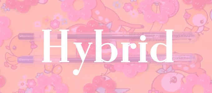 Hybrid ハイブリッド ゲルインキボールペン [ Pentel(ぺんてる) ]