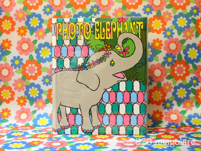 フォトアルバム photo Elephant [ HYNT'S CORPORATION ]