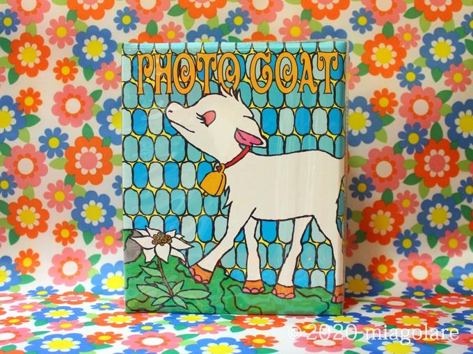 フォトアルバム photo Goat [ HYNT'S CORPORATION ]