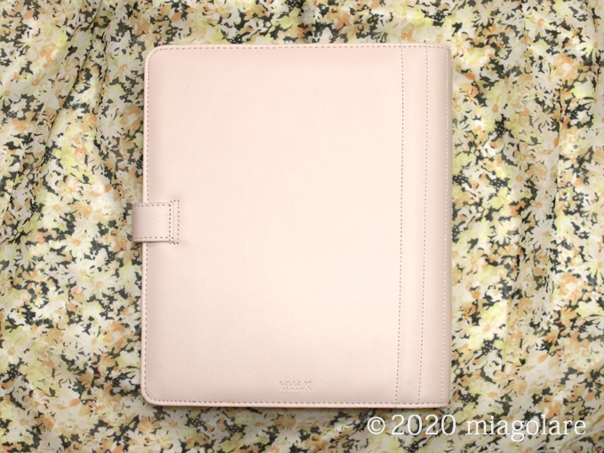 A5 Quilted Personal Planner Blush : Self [ kikki.K ]
