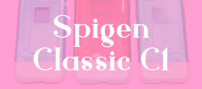 Classic C1 iPhone 8/8 Plus  [ Spigen ]