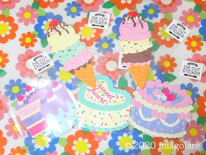 Sweets Shop ブロックメモ [ Can★Do (キャンドゥ)]