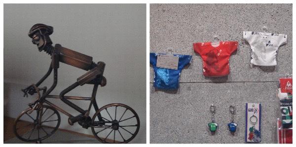 自転車文化センターグッズの販売