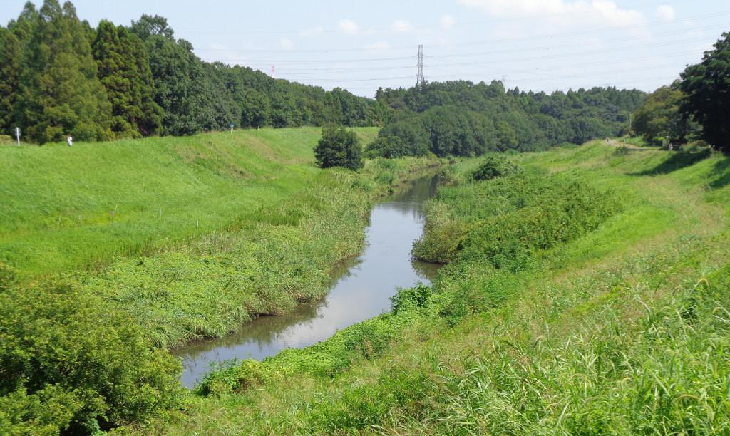 利根運河 中央