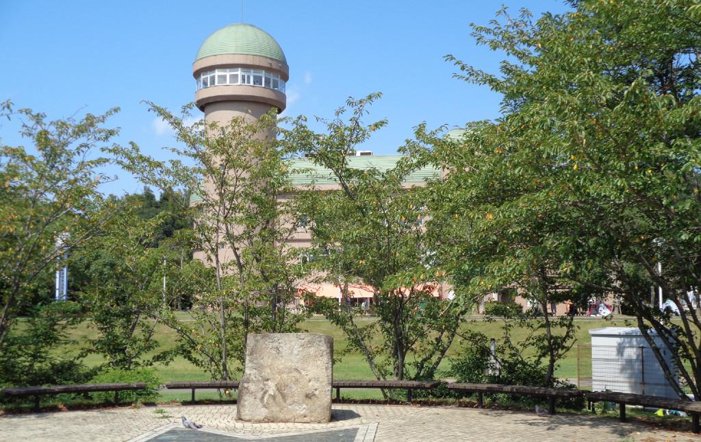 手賀沼親水公園 水の塔