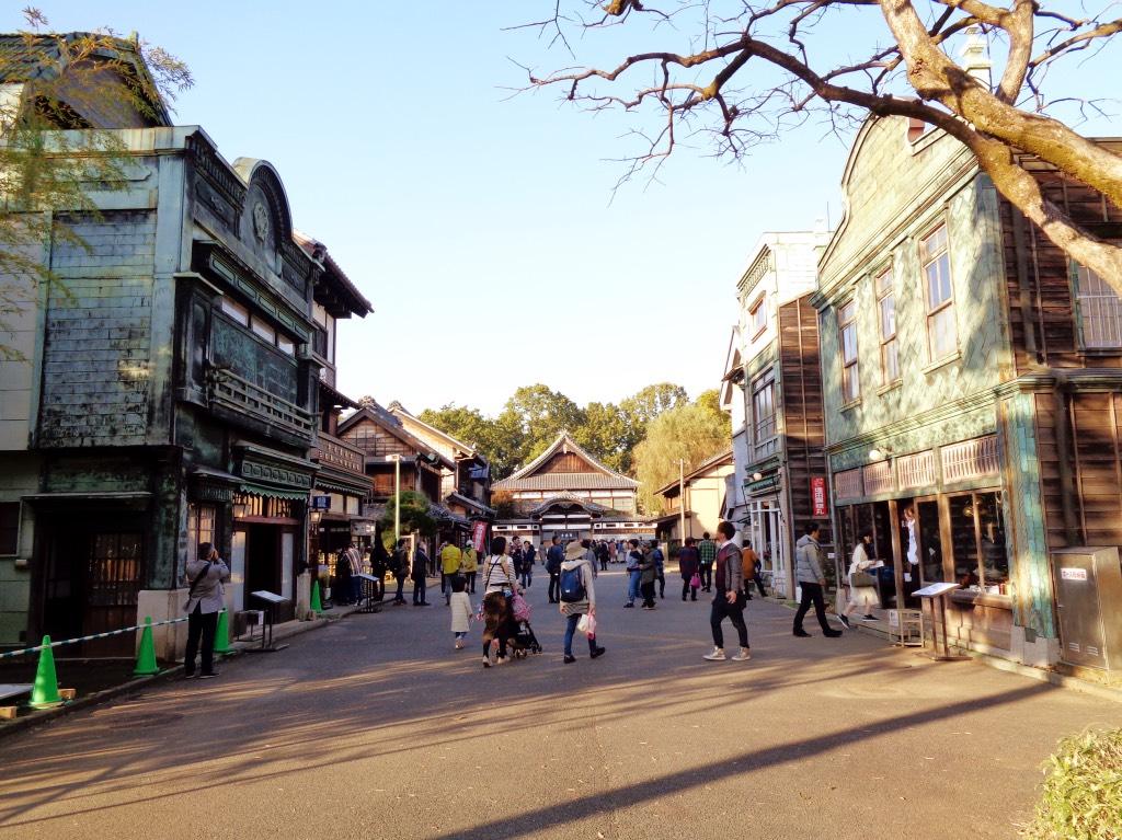 多摩湖自転車道スイクルでいく江戸東京たてもの園