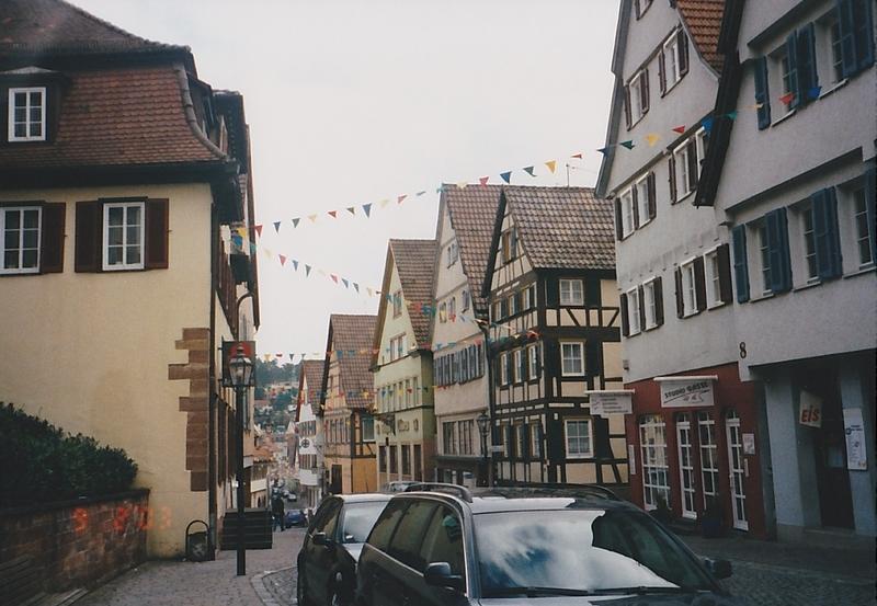 ケプラーの街ヴァイル・デア・シュタット - ドイツ留学&ヨーロッパ ...