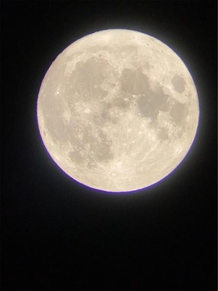 高峰温泉 中秋の名月