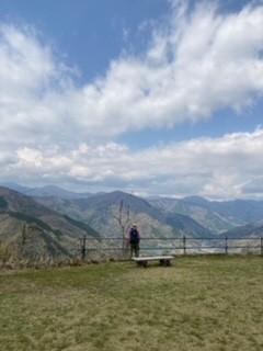 神奈川県山北町・大野山山頂