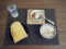 チーズのかわりにマヨネーズ。