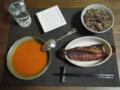 トマトスープはひたすら煮込むべし。