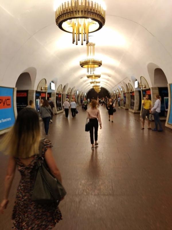 キエフ地下鉄 (2)