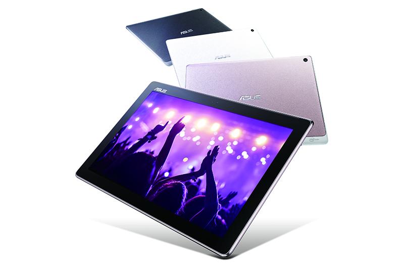 ASUS、新型「ZenPad」10インチ/8インチ/7インチの合計5機種を発表!7月8日より順次発売へ