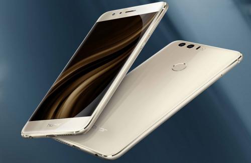 Huawei、新型デュアルカメラ搭載「Honor 8」を発表!価格は、約31,000円から
