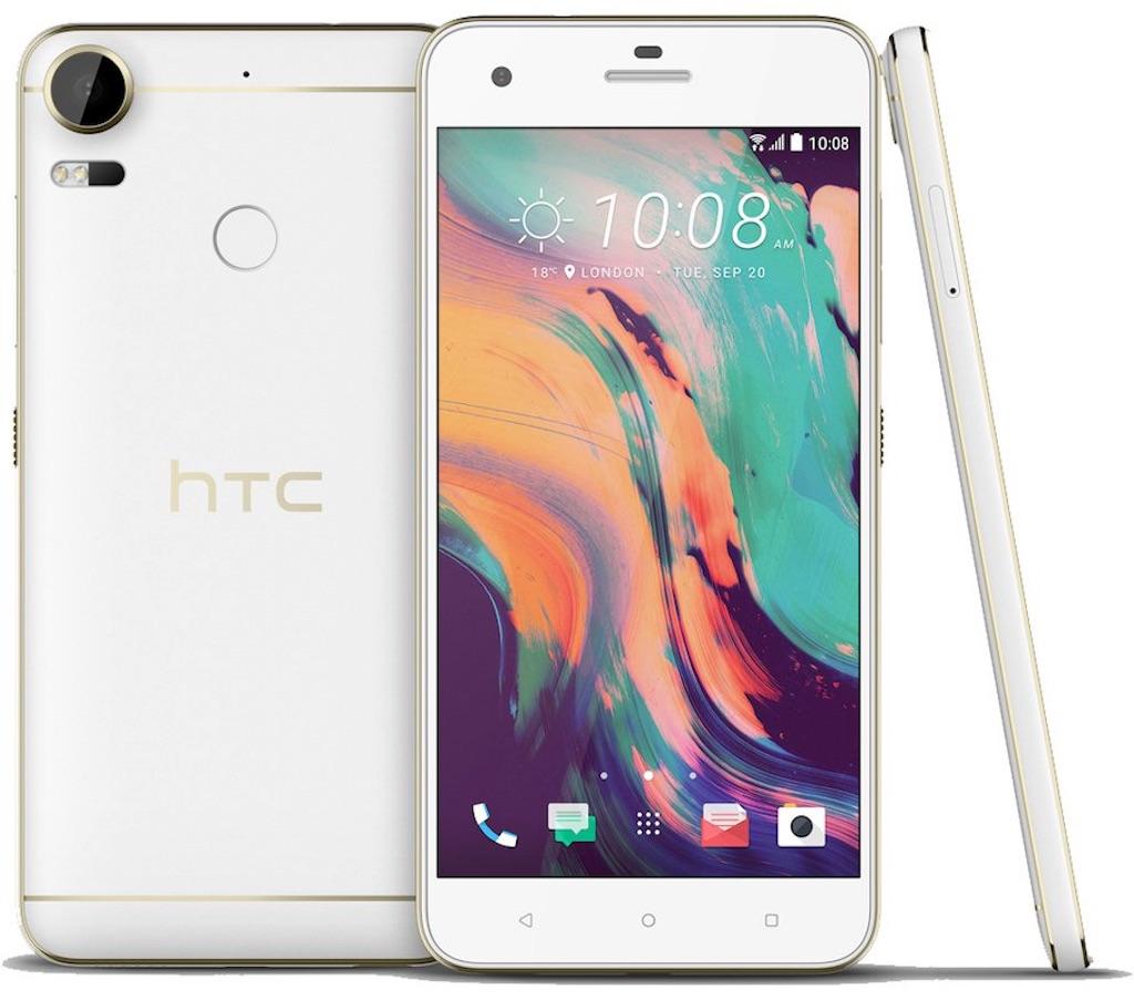 「HTC Desire 10 Pro」の本体画像がリーク?